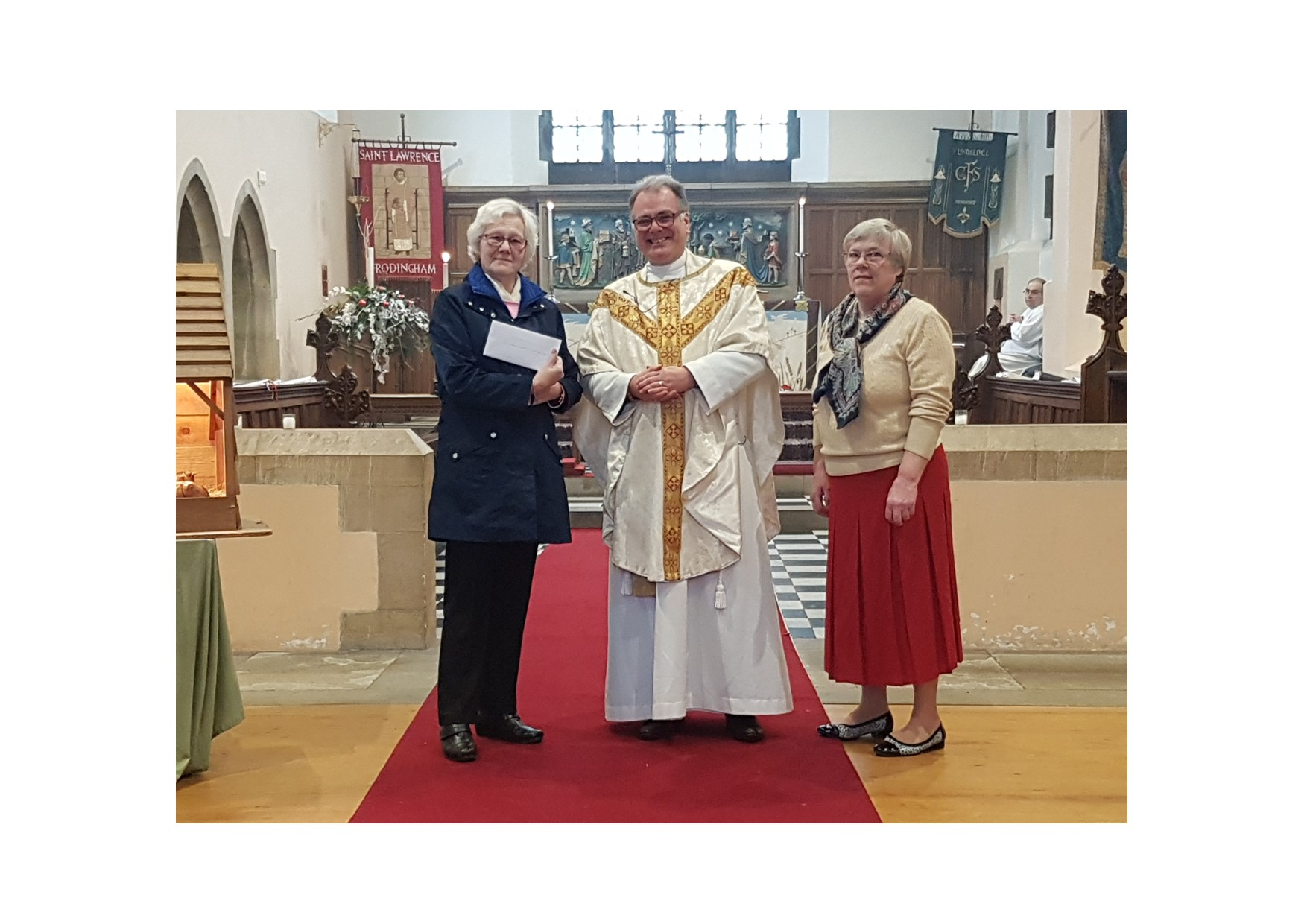 Rev. Philip and Jane