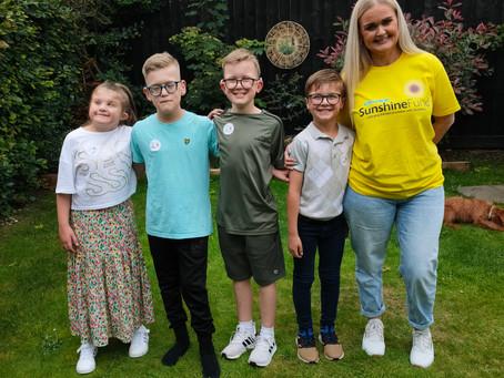 Team Mini Sunshine shines on ITV Tyne Tees
