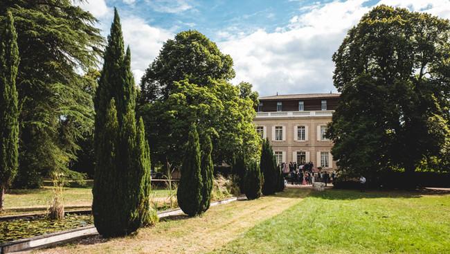 Château et jardin