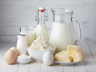 6 dicas de alimentação para intolerância à lactose