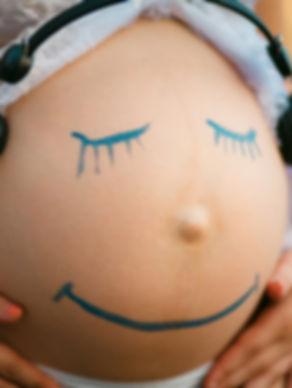 sophrologie grossesse sérénité musique douce confiance paix