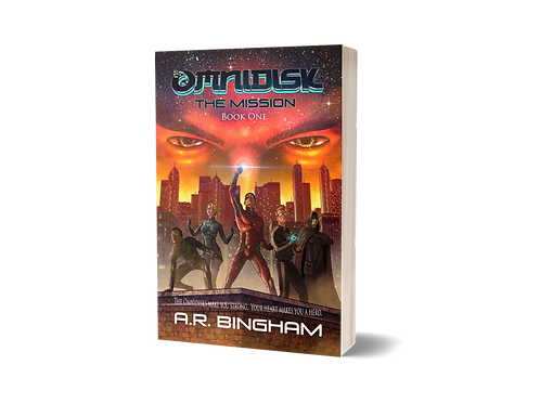 Omnidisk: The Mission Book One