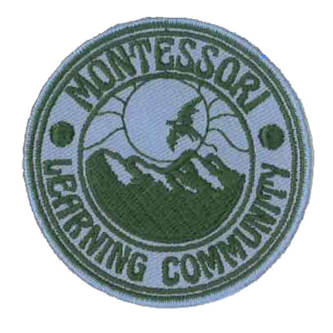 2 1/2' MLC logo iron-on patch