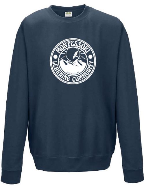 Crew Sweatshirt - dusk blue