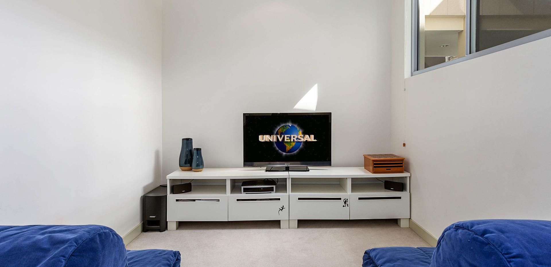 Media/Additional Bedroom