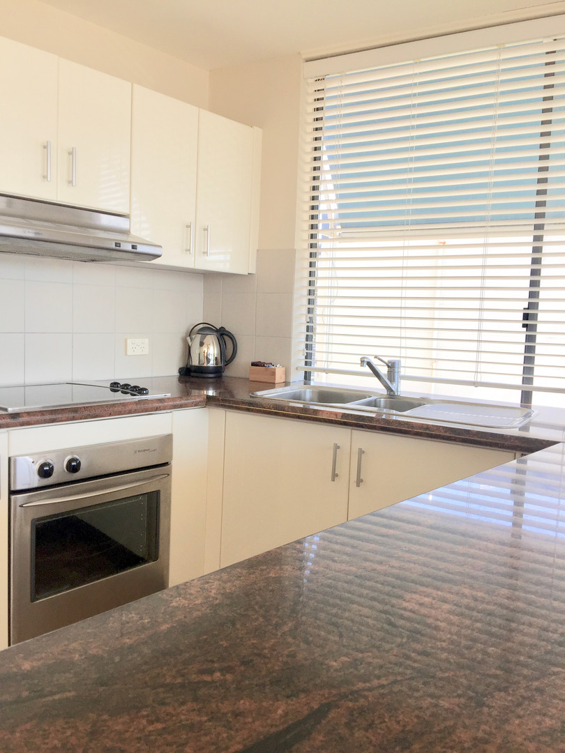 2 Bed Oceanfront Kitchen