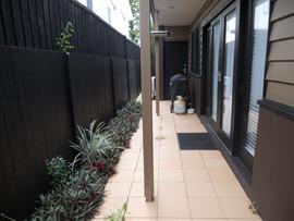 Internal Side Courtyard
