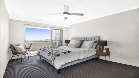 Master Bedroom - Apt 1