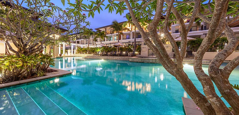 Oaks Santai Resort Casuarina Swimming Po