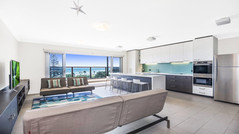 Apartment 2 - Open Plan Living