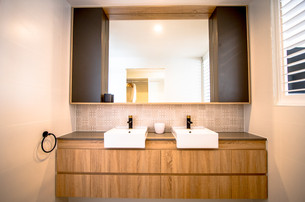 Ensuite with Double Basin