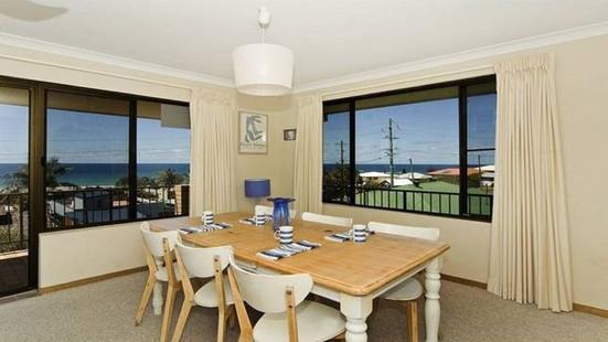 Apartment 3- Dining Area