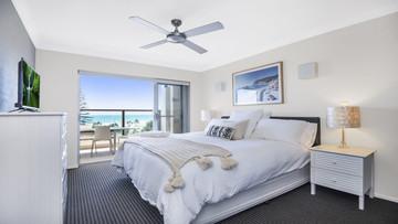 Master Bedroom - Apt 2