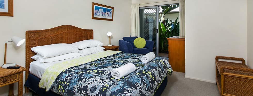 Master Bedroom - 2 Bedroom