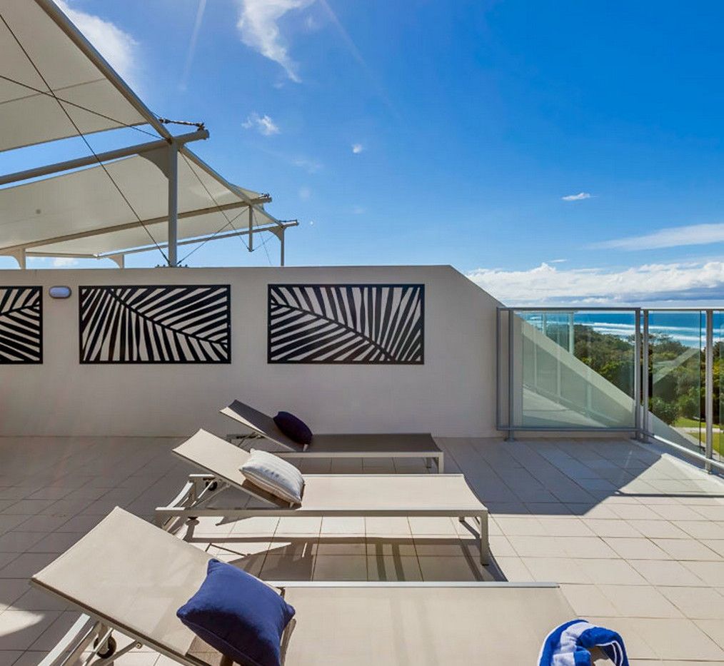 Soak up the Sun on your Private Roof Top