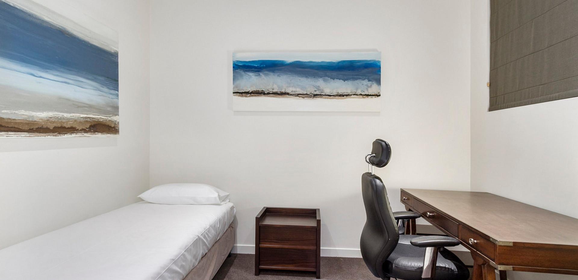 3rd Bedroom + Study