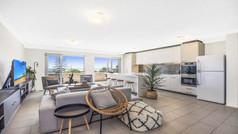Apartment 1 - Open Plan Living