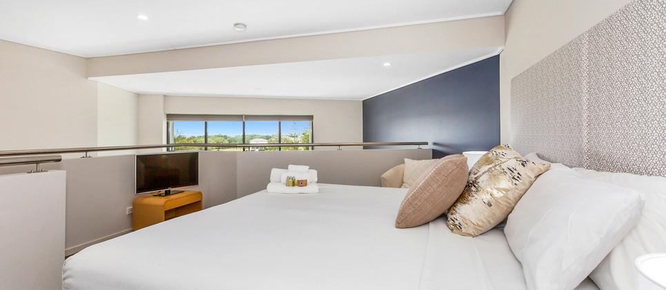 Second (Loft) bedroom
