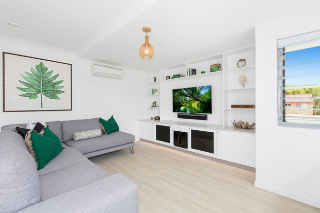 Villa 6 Lounge Room