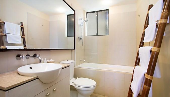 1 Bedroom - Bathroom