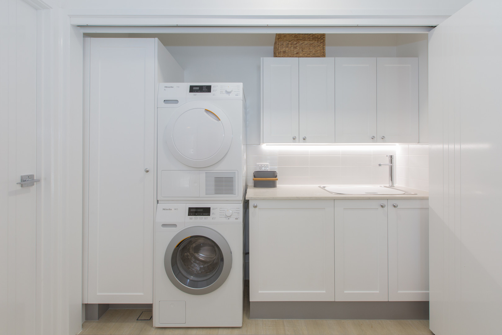 Laundry Facilities Downstairs