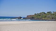 Fingal Head Beach + Headland