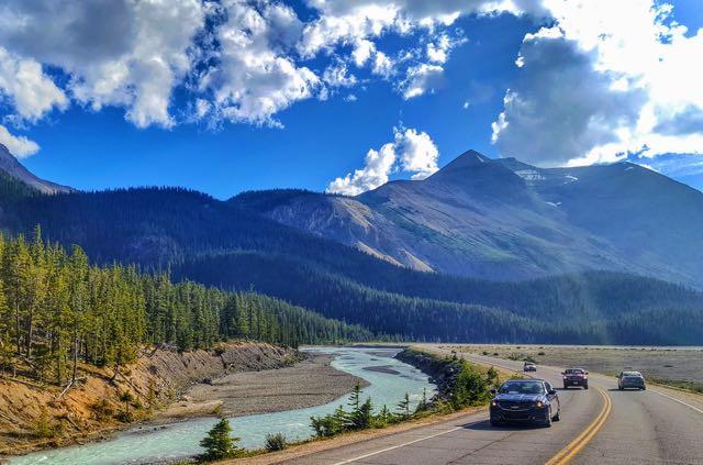 Canadá - De carro pela estrada mais bonita do mundo