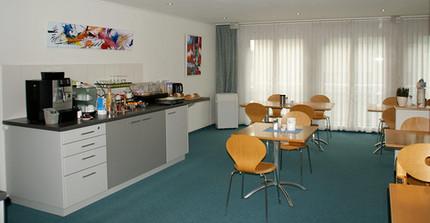 Frühstücksraum Garni Seehof