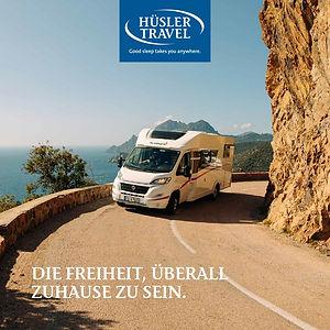 Broschuere von Hüsler-Travel