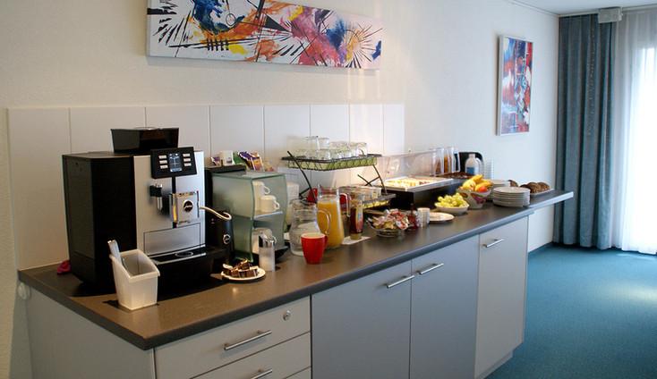 Frühstücksbuffet Garni Seehof