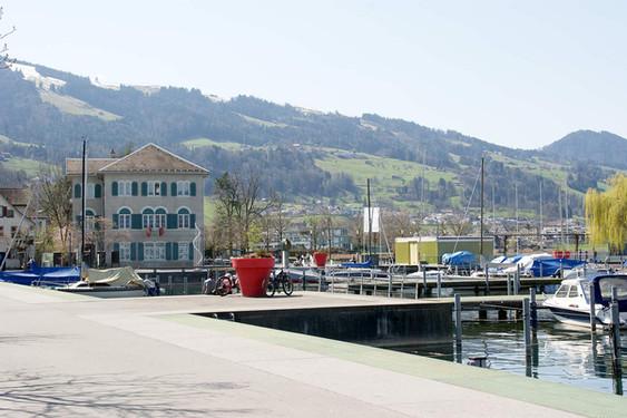 Umgebung Garni Seehof