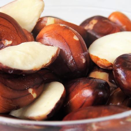 Smoked Habanero Roasted Jackfruit Seeds