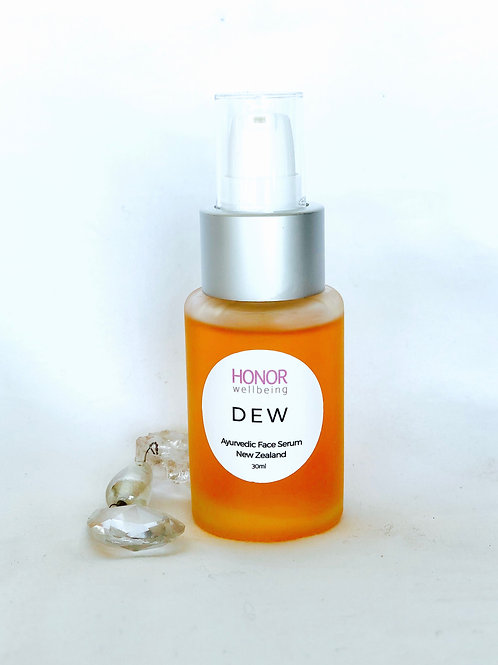 Dew face serum