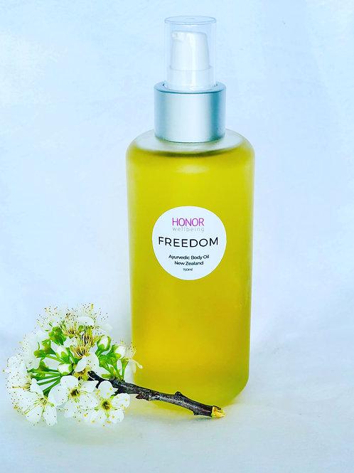 Freedom body oil