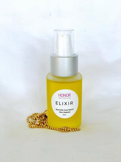 Elixir face serum