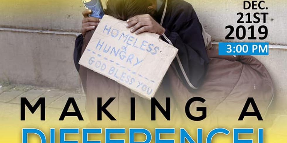 Feeding the Homeless- JCOC