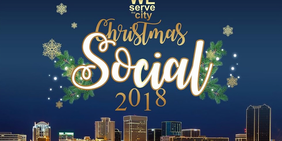 Christmas Community Social