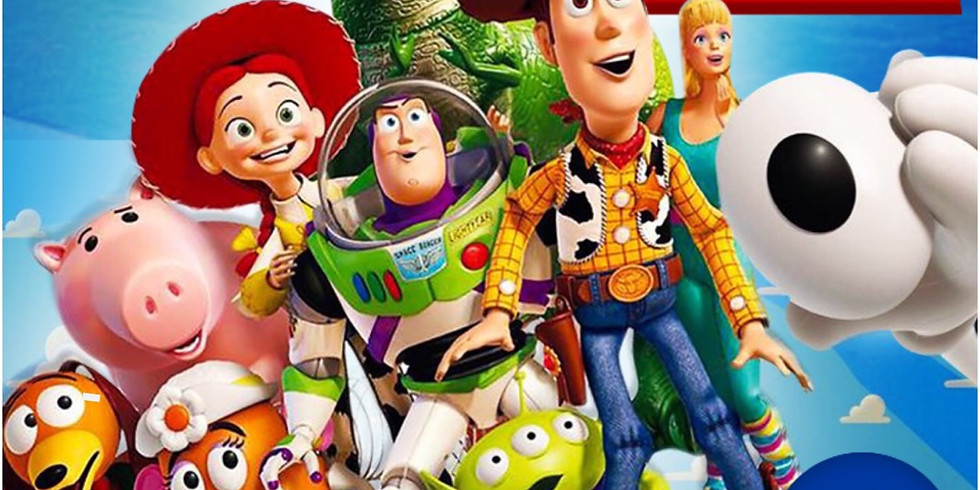 Toy Story Series : Kids  Church