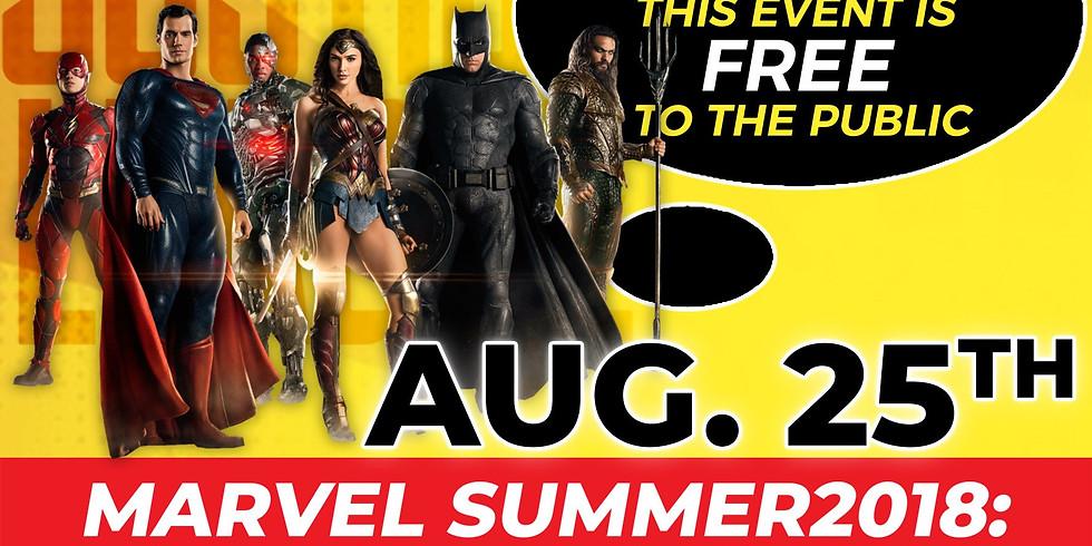 """We Got The Kids - Justice League"""