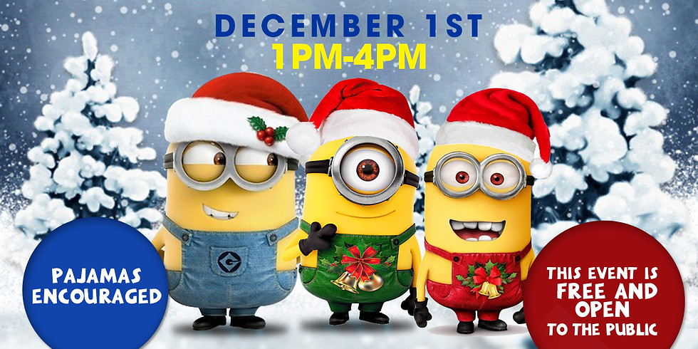 Christmas with the Minions!