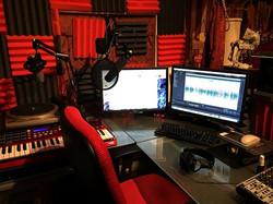 Cam Cornelius Voiceover Studio