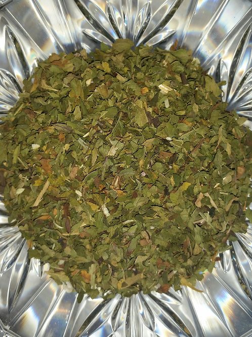 Peppermint Leaf c/s