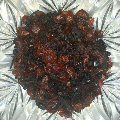 Wild Berry Tisane