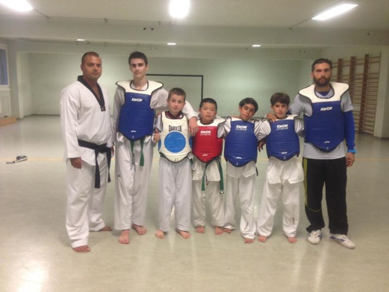 Taekwondo Probetraining Wien