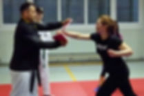 Taekwondo Training Wien