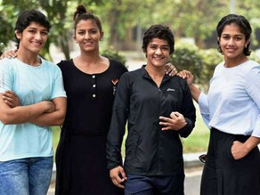 Ritika Phogat of the Famous Phogat family commits suicide