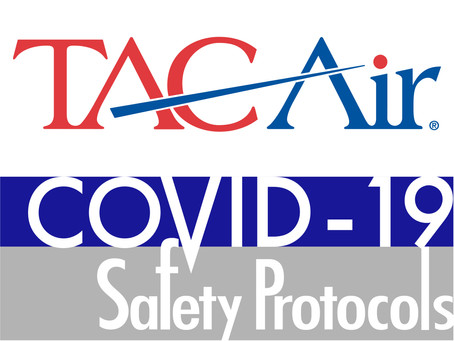 TAC Air COVID-19 Safety Protocols