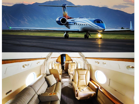 How Keystone Aviation Maintains Clean and Sanitized Aircraft
