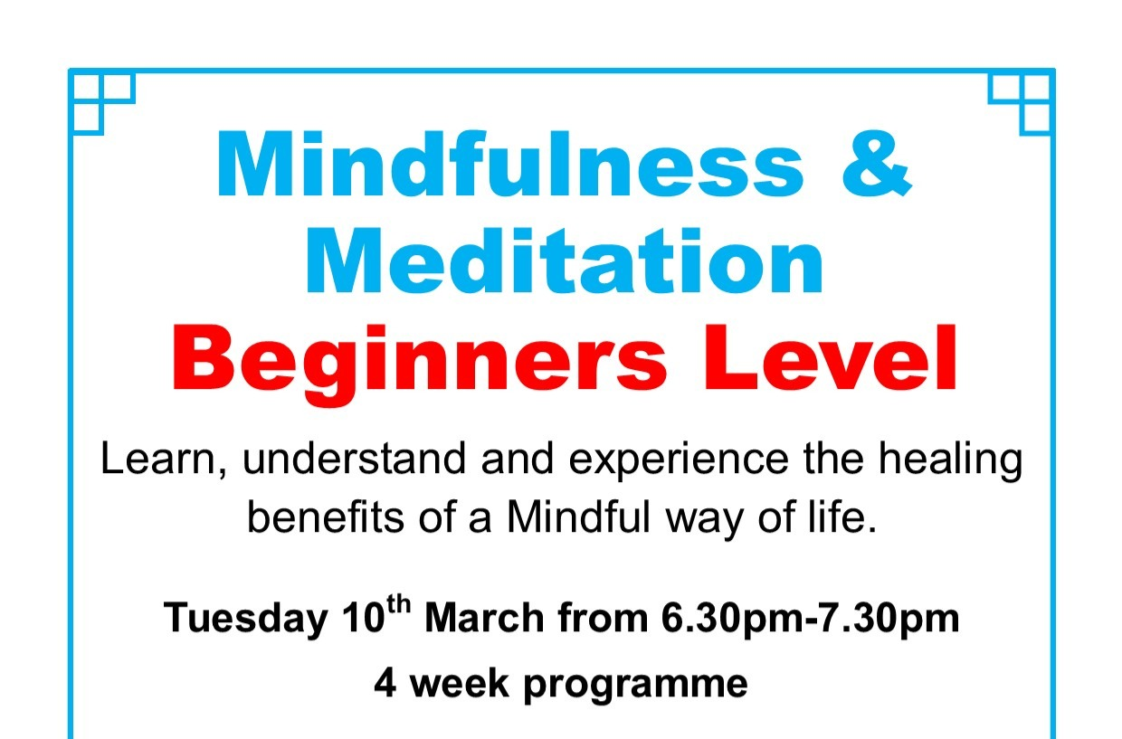 Mindfulness & Meditation Beginners