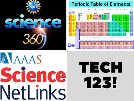 AAAS Science NetLinks, Ptable, Science 360